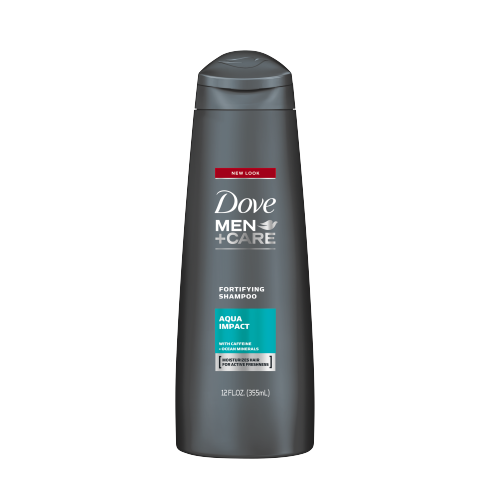 Dove Men+Care Aqua Impact Fortifying Shampoo