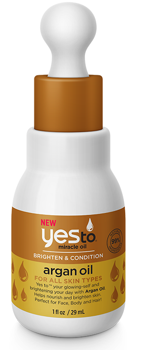 Yes To Miracle Oil Argan Oil
