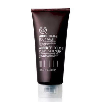 THE BODY SHOP® Arber Hair & Body Wash