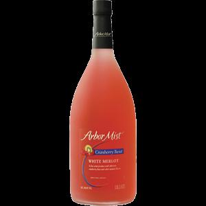 Arbor Mist White Merlot Cranberry Twist Wine