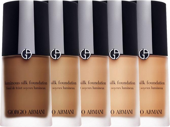 Giorgio Armani Beauty Luminous Silk Foundation Reviews