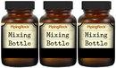 Piping Rock Aromatherapy Mixing Bottle - 3 Bottle Pack (3 Bottles x 1 oz (30 ml))