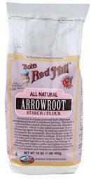 Bobs Redmill Arrowroot Starch Flour 16 oz