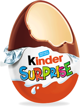 Kinder® Surprise® Milk Chocolate