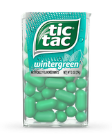 Tic Tac Wintergreen Mints
