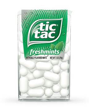 Tic Tac  Freshmints