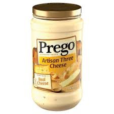 Prego® Artisan Three Cheese Sauce