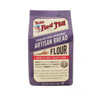 Bob's Red Mill Unbleached Enriched Artisan Bread Flour