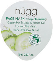 nügg Deep Cleansing Face Mask