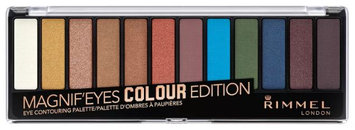 Rimmel London Magnif'Eyes Palette Colour Edition