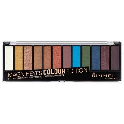 Rimmel London Magnif'Eyes Palette Colour Edition
