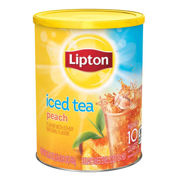 Lipton Peach Iced Tea Mix