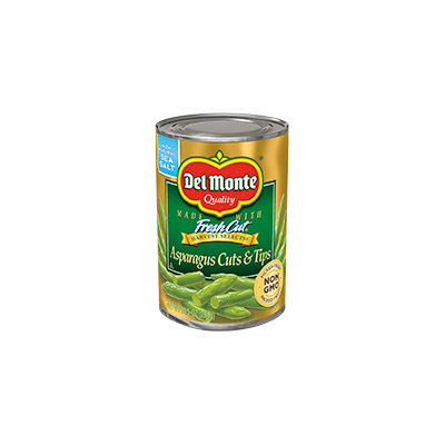 Del Monte® Quality Fresh Cut Specialties Asparagus Cuts and Tips