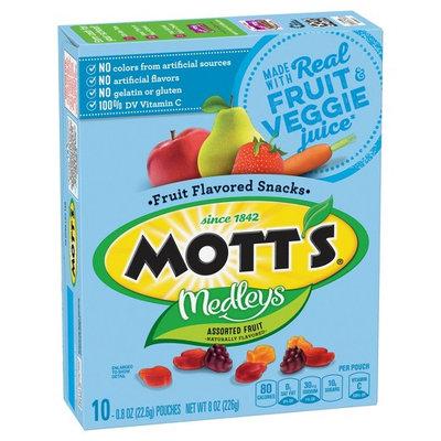 Mott's® Medleys Assorted Fruit Flavored Snacks