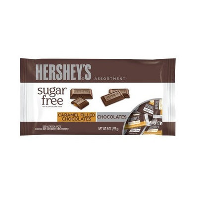 Hershey's Sugar Free Milk Chocolate and Caramel Assortment