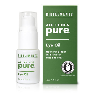 Bioelements By All Things Pure Eye Oil -14ml/0.5oz (women)