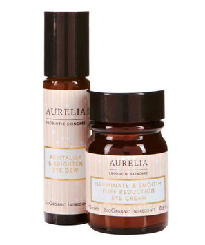 Aurelia Probiotic Skincare Eye Revitalising Duo