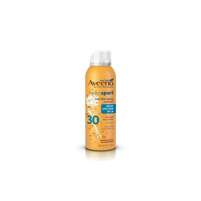 Aveeno® Hydrosport® Wet Skin Spray Sunscreen With Broad Spectrum SPF 30