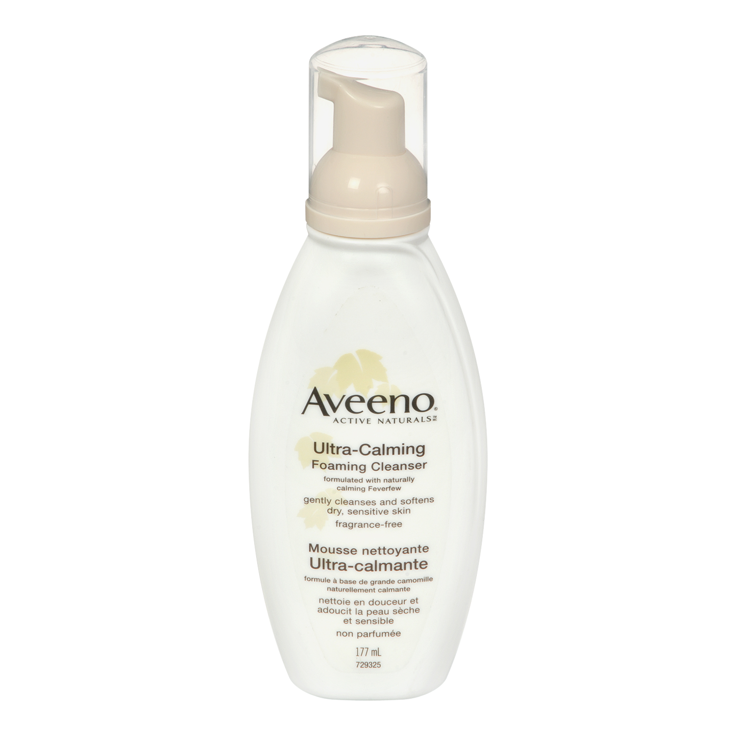 Aveeno Ultra-Calming Foaming Cleanser