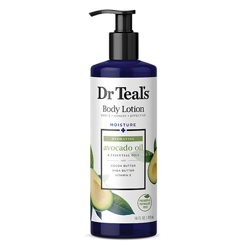 Dr Teal's® Hydrating Avocado Oil Body Lotion