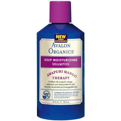 Avalon Organics Moisturizing Awapuhi Mango Therapy Shampoo