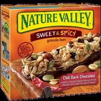 Nature Valley™ Sweet And Spicy Chili Dark Chocolate