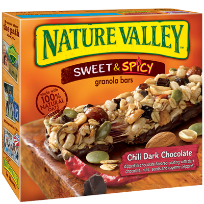 Nature Valley™ Sweet And Spicy Chili Dark Chocolate