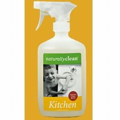 ChemFree Solution Naturally Clean Kitchen Cleaner 16 oz