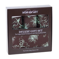 Bebe Au Lait Feeding Gift Set, Mint Chocolate (Discontinued by Manufacturer)
