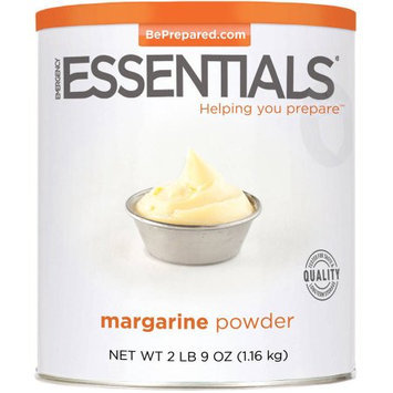Emergency Essentials Food Margarine Powder, 41 oz