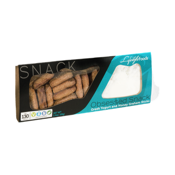 Lifestyle Foods Obsessed Snack