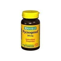 Pycnogenol 30mg - from Pine Bark, 30 caps,(Good'n Natural)