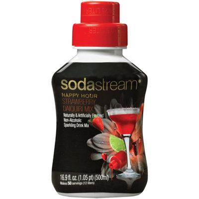 SodaStream Strawberry Daiquiri Happy Hour Sparkling Mixer