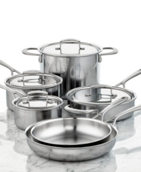 Zwilling J.a. Henckels Zwilling J.A. Henckels Sensation 10-Piece Cookware Set