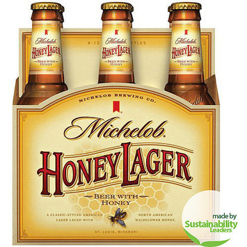 Placeholder Honey Lager Beer, 6pk