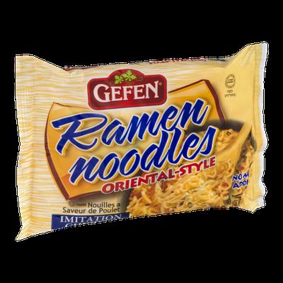 Gefen Ramen Noodles Oriental-Style Chicken