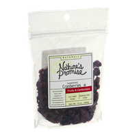 Nature's Promise Naturals Sweetened Cranberries