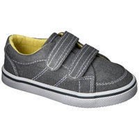 Toddler Boy's Circo Heath Canvas Sneakers - Gray 10