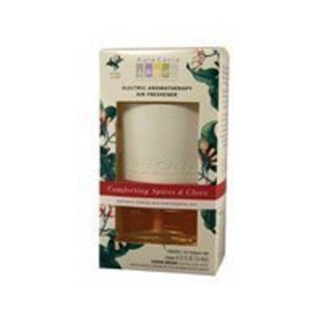 Aura Cacia Comforting Spices and Clove Electric Air Freshener 0.52 Ounces