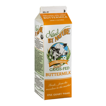 Natural By Nature Fresh Grass-Fed Buttermilk