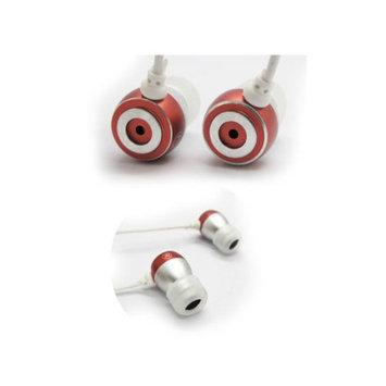 Inland 3.5mm Earbuds, Metallic Pink