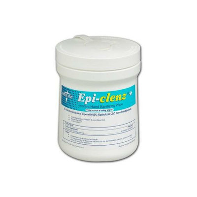 Medline EpiClenz Instant Hand Sanitizing Wipes