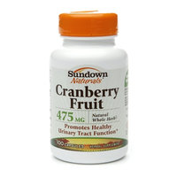 Sundown Naturals Cranberry Fruit