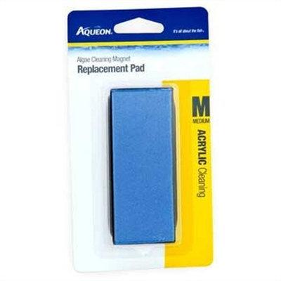 Aqueon 06176 Algae Magnet Replacement Scrub Pad for Acrylic Aquariums, Medium