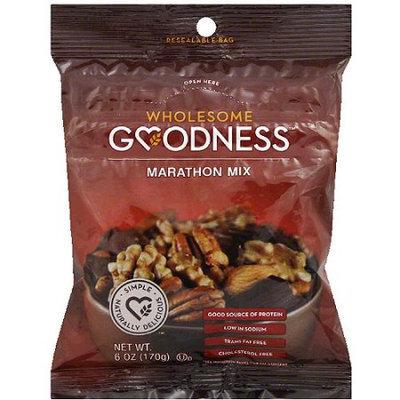 Wholesome Goodness Marathon Mix, 6 oz (Pack of 12)