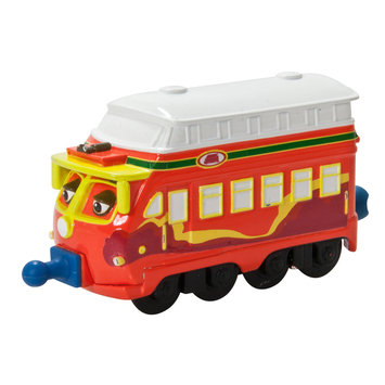 Tomy Chugginton Die-Cast Decka Toy Train Car