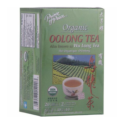 Prince of Peace Organic Oolong Tea 20 Tea Bags