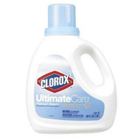 Clorox Ultimate Care Laundry Bleach 90 Oz (Pack of 4)