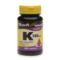 Mason Natural Vitamin K