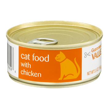 Cat Food with Chicken